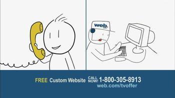 Web.com TV Spot For Small-Business Owner Websites - Thumbnail 10