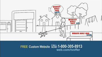 Web.com TV Spot For Small-Business Owner Websites - Thumbnail 3