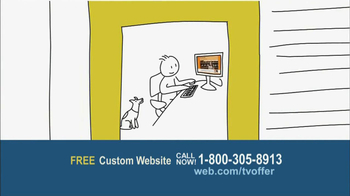 Web.com TV Spot For Small-Business Owner Websites - Thumbnail 5