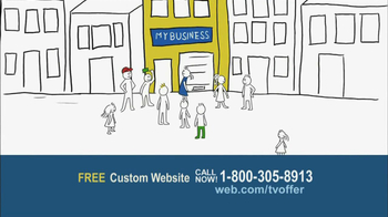Web.com TV Spot For Small-Business Owner Websites - Thumbnail 7