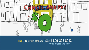 Web.com TV Spot For Small-Business Owner Websites - Thumbnail 9
