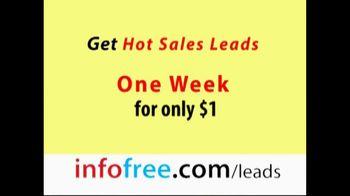 InfoFree.com TV Spot, 'Sales'
