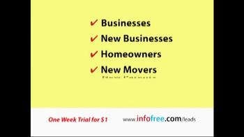 InfoFree.com TV Spot For InfoFree - Thumbnail 4
