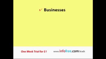 InfoFree.com TV Spot For InfoFree - Thumbnail 9