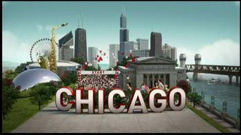 Hotwire TV Spot, 'Low Rates Chicago And Los Angeles Trips' - Thumbnail 2