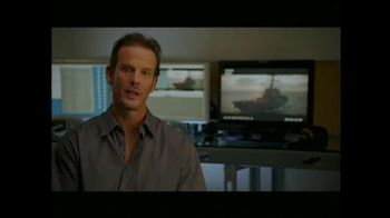 USO TV Spot For USO Featuring Peter Berg - Thumbnail 3