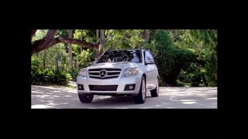 Mercedes-Benz TV Spot For 2012 GLK 350 - 32 commercial airings