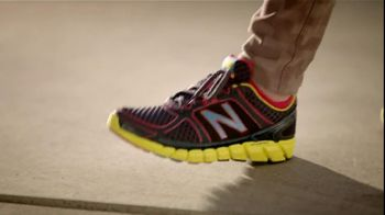 Famous Footwear TV Spot For New Balance Smiley Face - Thumbnail 1