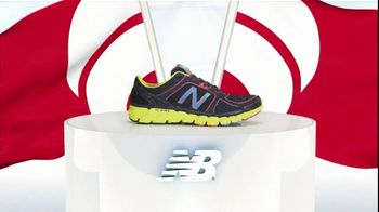 Famous Footwear TV Spot For New Balance Smiley Face - 64 commercial airings