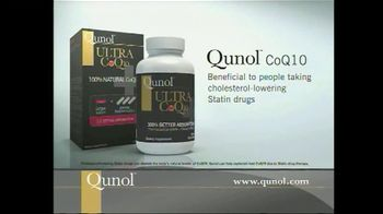 Qunol CoQ10 Gold Standard TV Spot, 'Essential Nutrients'