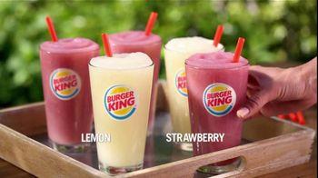 Burger King TV Spot For Beach Barbeque - Thumbnail 4