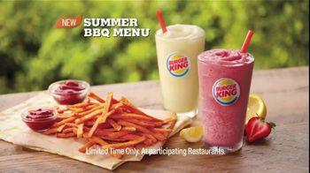 Burger King TV Spot For Beach Barbeque - Thumbnail 5