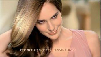 Nice 'N Easy Color Blend Foam TV Spot - 132 commercial airings