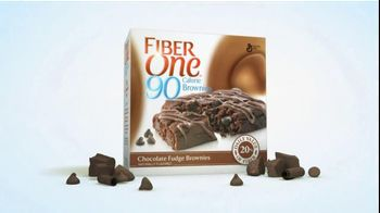 Fiber One 90 Calorie Chocolate Fudge Brownies TV Spot, 'Diner' - Thumbnail 9
