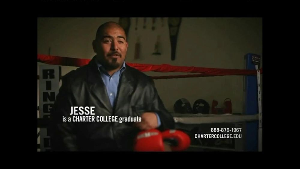 Charter College TV Commercial For Academic Classes
