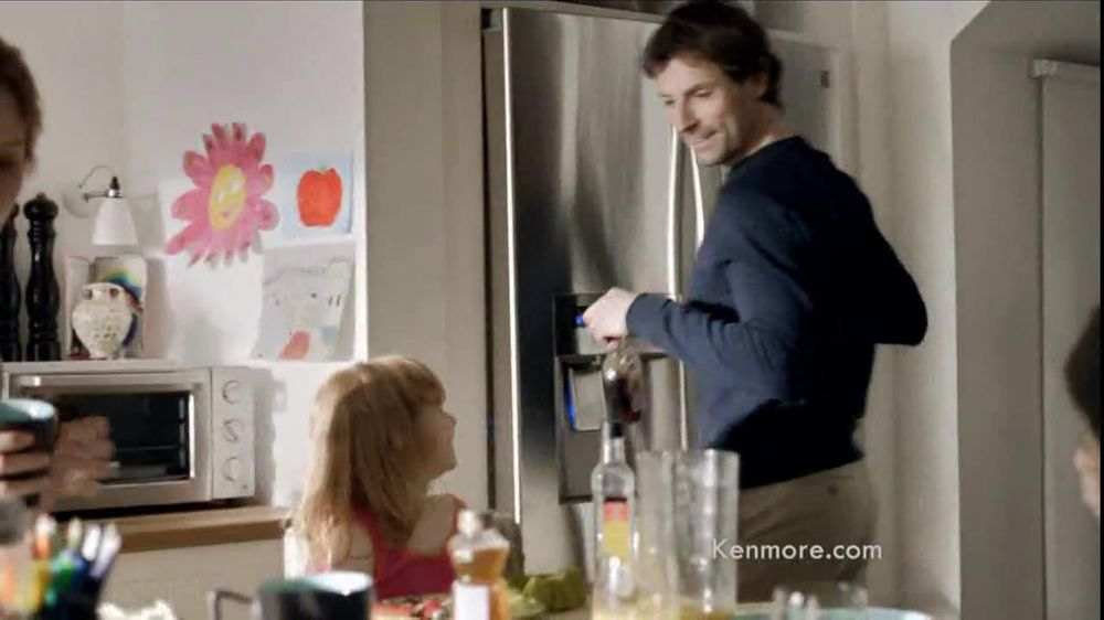 Kenmore Elite TV Commercial, 'Protector'