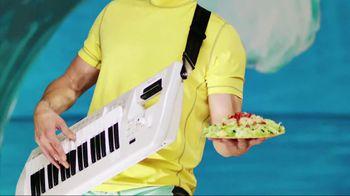 Taco Del Mar TV Spot for Shrimp Tostada with Singing Surfer - Thumbnail 2