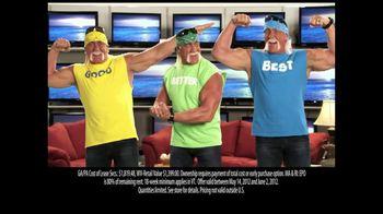 Rent-A-Center TV Spot For Good, Better, Best Sale Featuring Hulk Hogan