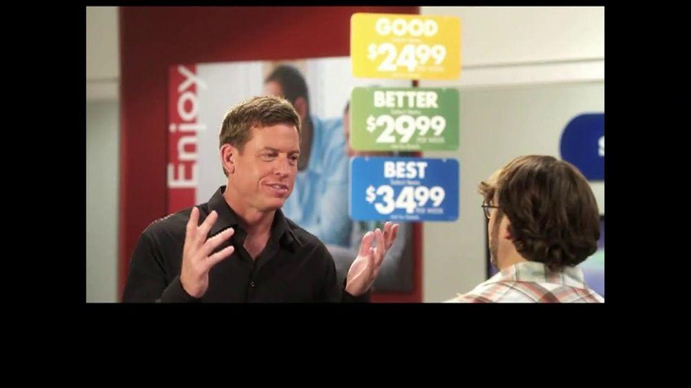 Rent A Center Tv Commercial For Good Better Best Sale