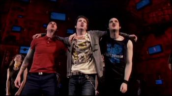 Green Day's American Idiot TV Spot for American Idiot the Musical