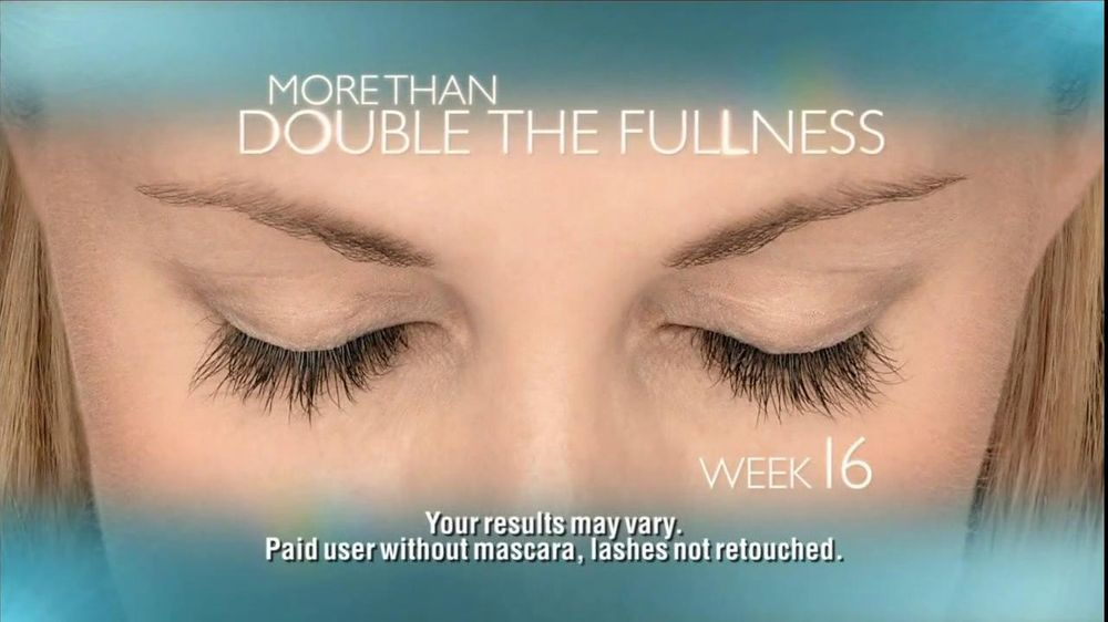 Latisse Tv Commercial For Longer Fuller Eyelashes Featuring Women