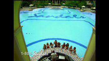 Sandals Resorts TV Spot, 'Caribbean Vacation Deals' - Thumbnail 3