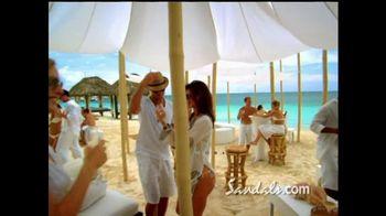 Sandals Resorts TV Spot, 'Caribbean Vacation Deals' - Thumbnail 4