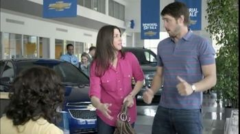 2012 Chevy Cruze and Malibu TV Spot, 'Out of Breath' - Thumbnail 1