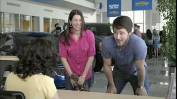 2012 Chevy Cruze and Malibu TV Spot, 'Out of Breath'