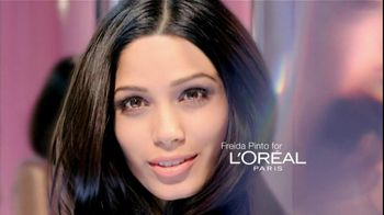 L'Oreal Healthy Look Creme Gloss Color TV Spot, 'Incredibly Glossy' Featuring Freida Pinto - Thumbnail 2