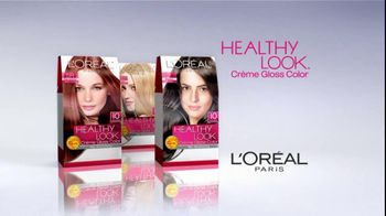 L'Oreal Healthy Look Creme Gloss Color TV Spot, 'Incredibly Glossy' Featuring Freida Pinto - Thumbnail 4