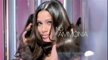 L'Oreal Healthy Look Creme Gloss Color TV Spot Featuring Freida Pinto - 30 commercial airings