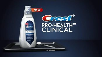 Crest Crest Pro-Health Clinical Rinse TV Spot, 'Clean After 2 Months' - Thumbnail 6