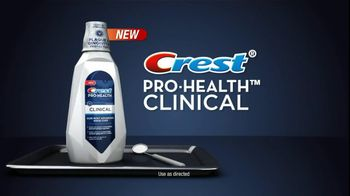Crest Crest Pro-Health Clinical Rinse TV Spot, 'Clean After 2 Months' - Thumbnail 7