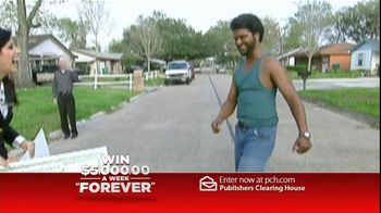 Publishers Clearing House TV Spot, '$5,000 Forever Prize' - Thumbnail 1