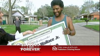 Publishers Clearing House TV Spot, '$5,000 Forever Prize' - Thumbnail 2