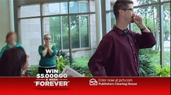 Publishers Clearing House TV Spot, '$5,000 Forever Prize' - Thumbnail 3