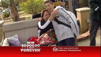 Publishers Clearing House TV Spot, '$5,000 Forever Prize' - Thumbnail 4