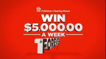 Publishers Clearing House TV Spot, '$5,000 Forever Prize' - Thumbnail 5