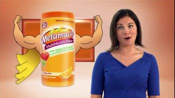 Metamucil TV Spot For Metamucil Super Fiber - Thumbnail 3