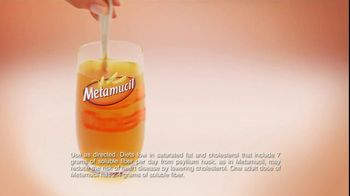 Metamucil TV Spot For Metamucil Super Fiber - Thumbnail 5