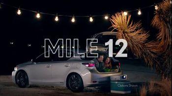 Lexus CT Hybrid TV Spot - Thumbnail 2