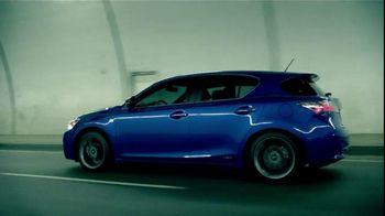 Lexus CT Hybrid TV Spot - Thumbnail 8