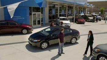 Honda Summer Clearance Event TV Spot, 'College Paid Off' - Thumbnail 1