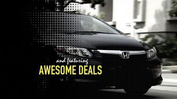 Honda Summer Clearance Event TV Spot, 'College Paid Off' - Thumbnail 6