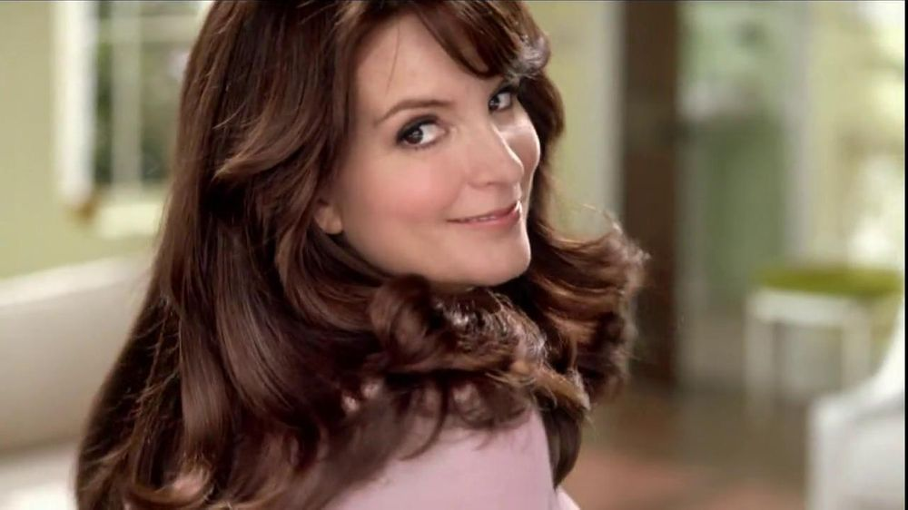 Garnier Nutrisse Tv Commercial Crazy Gorgeous Featuring Tina Fey