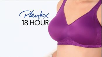 Playtex Fits TV Spot For Playtex Comfort Bra - Thumbnail 6