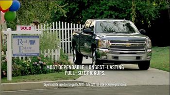 Chevrolet TV Spot For The Johnson's Silverado - Thumbnail 10