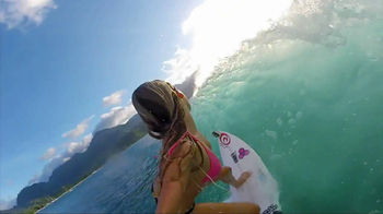 GoPro HERO2 TV Spot Featuring Alana Blanchard and Monyca Byrne-Wickey - Thumbnail 2