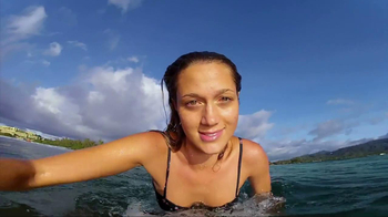 GoPro HERO2 TV Spot Featuring Alana Blanchard and Monyca Byrne-Wickey - Thumbnail 3